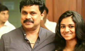 Dileep finds time to spend with Meenakshi