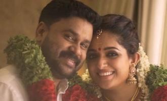 Dileep-Kavya Madhavan's baby gets 'choroonu'
