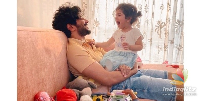Dulquer posts an emotional post for his daughter, VIRAL!