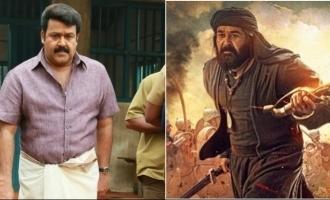 Drishyam 2 to release before Marakkar: Arabikkadalinte Simham?