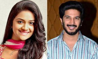Dulquer and Keerthi out of Maniratnam movie