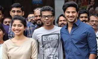 Dulquer and Sai Pallavi as a married couple