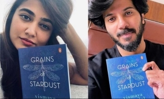 Dulquer Salmaan pens a lovely note for Mohanlal's daughter Vismaya
