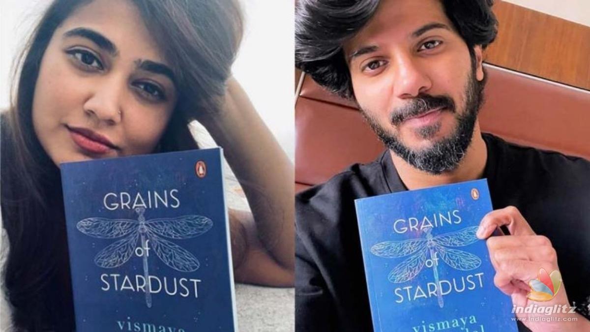 Dulquer Salmaan pens a lovely note for Mohanlals daughter Vismaya
