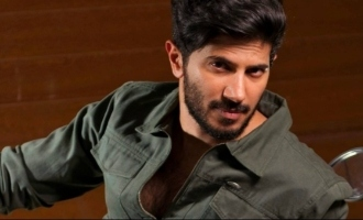 Dulquer Salmaan's next is a psychological thriller; Details here!