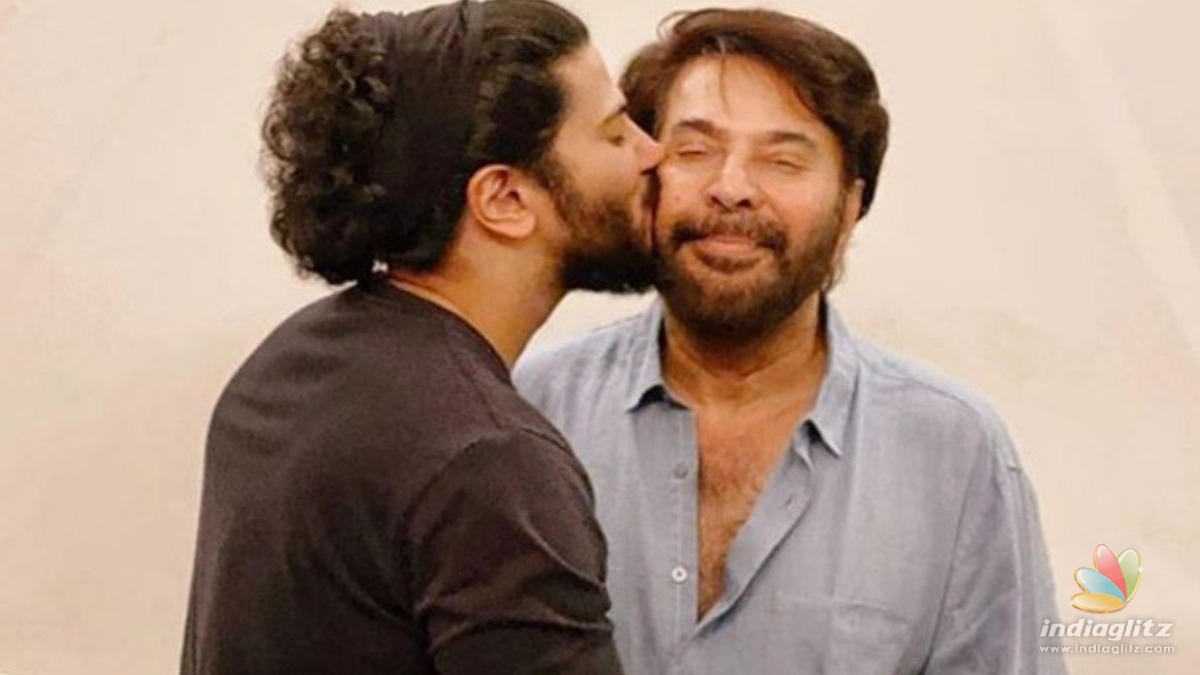 VIRAL: Dulquer Salmaan pens an adorable note on his parents wedding anniversary!