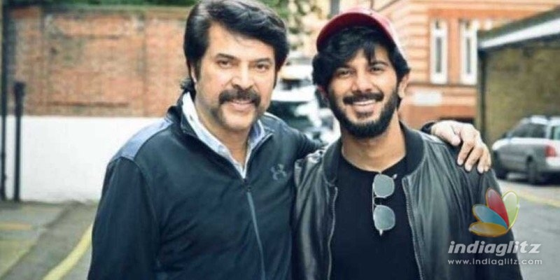 Dulquer Salmaan reveals Mammoottys 150 days personal record!