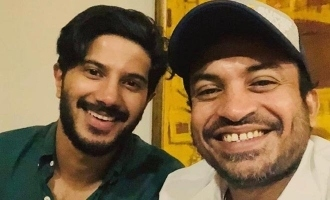 Dulquer Salmaan signs a new movie