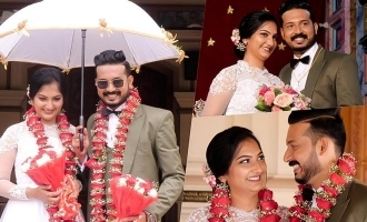 Popular Malayalam actor enters wedlock