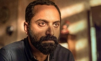 Fahadh Faasil falls from a building during shoot