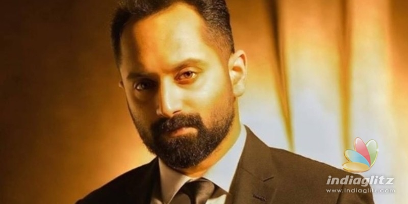Fahadh Faasil teams up with his father for 'Malayankunju