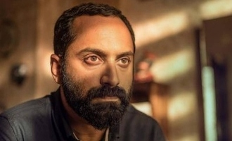 Fahadh Faasil's 'Malik' poster is intense