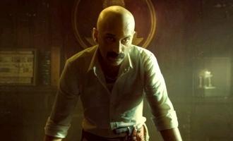 Pushpa First look: Fahadh Faasil turns bald and menacing