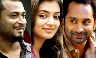 Nazriya's comeback not in Anwr Rasheed's Fahadh starrer