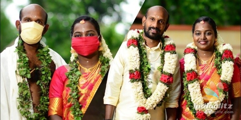Popular actor Gokulan enters wedlock