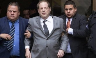 COVID-19: Me too convict Harvey Weinstein tests positive