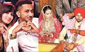 Yo Yo Honey Singh's wife accuses him of domestic violence