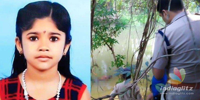 SHOCKING: Missing 6-year-old Kollam girls body found