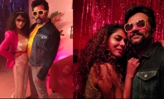 Watch: Indrajith and Poornima dance at their 18th wedding anniversary celebration