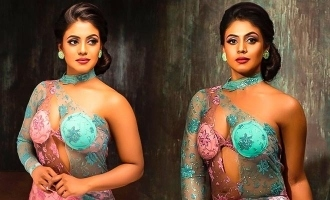 Actress Iniya's latest BOLD photoshoot goes viral!