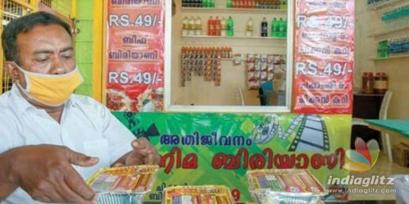 COVID crisis: Shakeela movie producer turns biriyani seller
