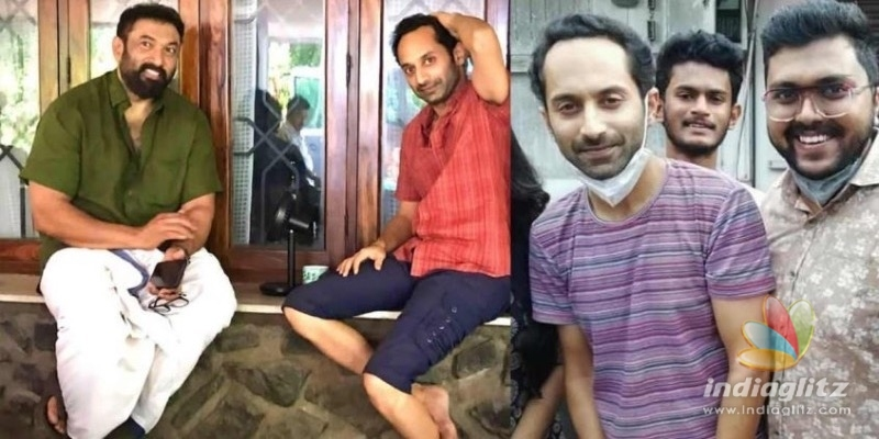 Fahadh Faasil sheds a few kilos for Joji; New look goes viral!