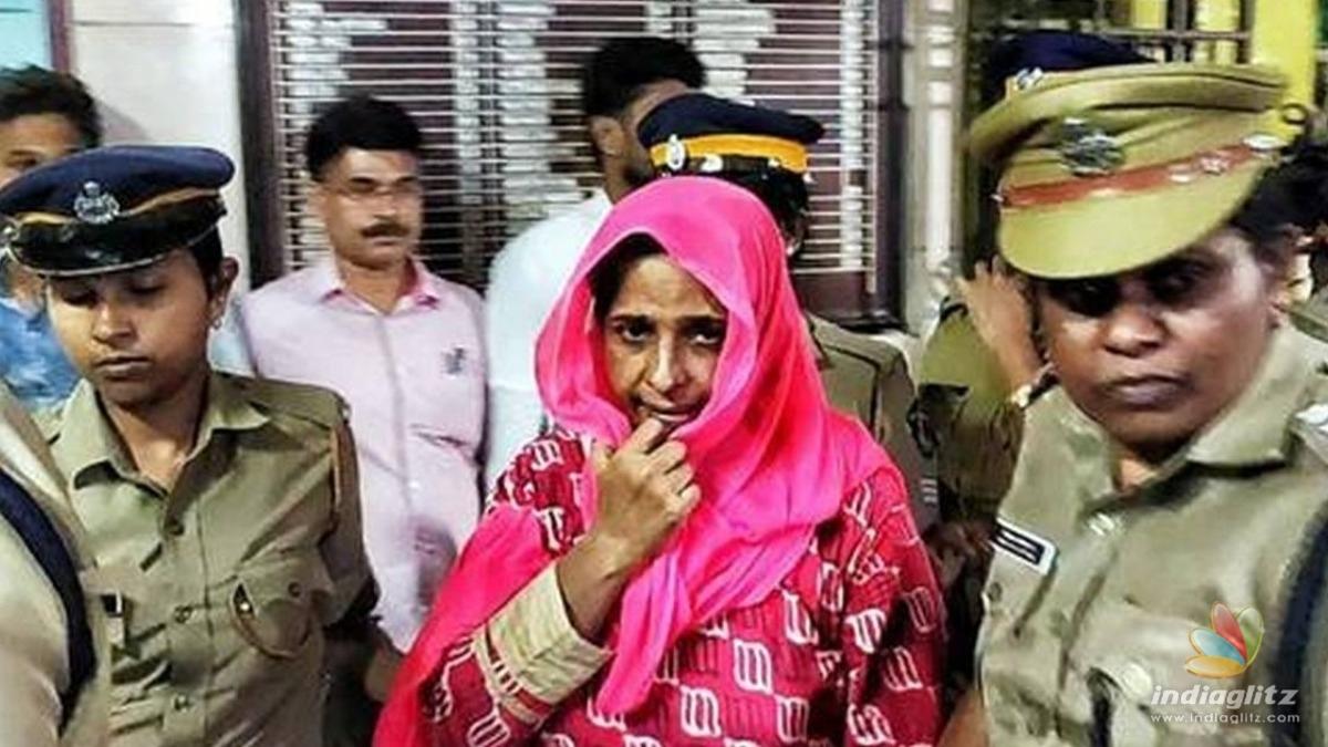 Keralas sensational serial killer Jolly gets divorce notice