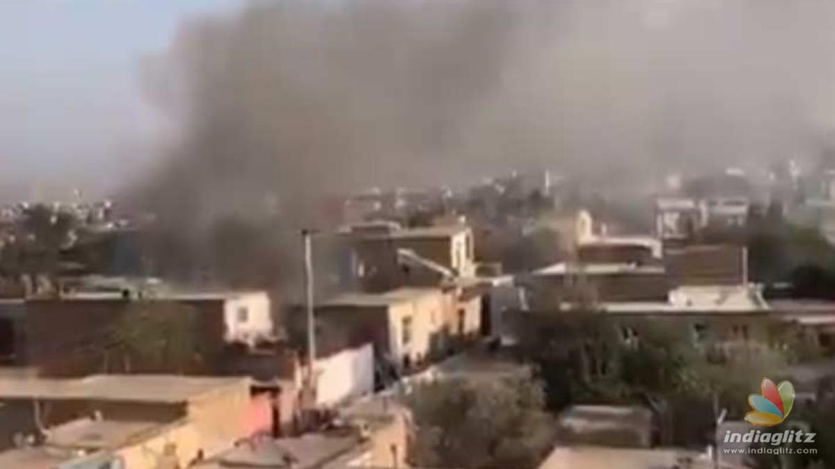 BREAKING: Fresh blast near Kabul airport