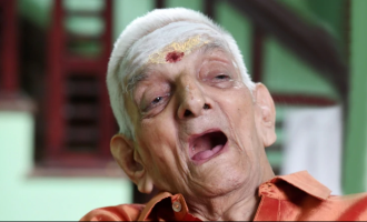98-year-old Kalyanaraman actor defeats COVID, Fans celebrate the happy news!