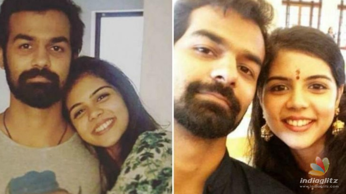 Pranav Mohanlal and Kalyani watch Master movie in theater, pics go viral