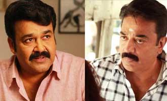 Kamal Hassan credits Mohanlal with 'Papanaasham' success