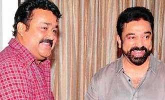 Kamal Haasan thanks Mohanlal