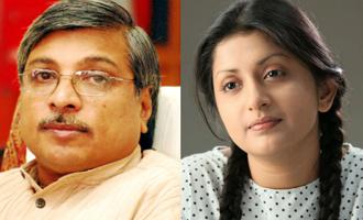 Kamal lambastes Meera Jasmine