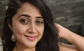 Actress Kaniha's latest picture shocks fans!