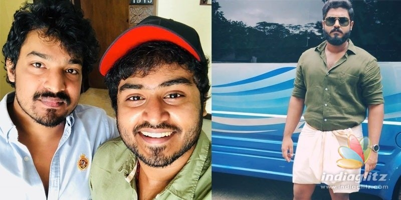 First look poster of Gokul Suresh's next is out!