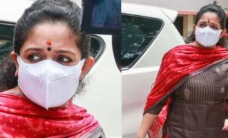 Actress assault case: Kavya Madhavan appears before court
