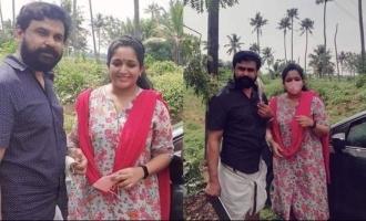 Dileep and Kavya Madhavan's latest pics go viral