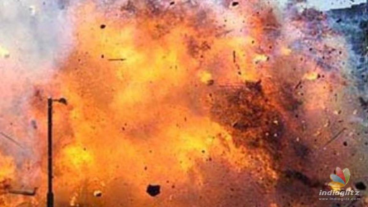 Bomb hidden inside ice-cream ball explodes; Two kids get hurt