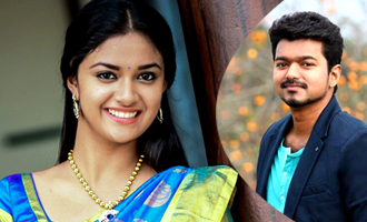 Keerthy Suresh confirms the Truth about 'Vijay 60'