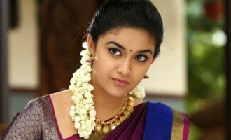 Keerthy Suresh said no to young hero's proposal to marry the man she loves?