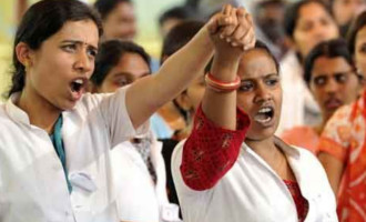 Kerala Nurse Strike