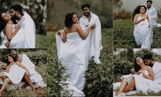 Kerala couple responds to trolls on their intimate post-wedding photoshoot