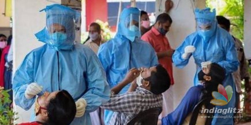 Kerala records 962 new COVID-19 cases