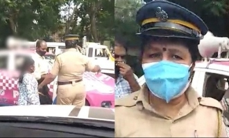 Lady police transferred for humiliating young girl and father in public