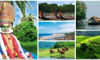 Kerala's major Tourist destinations to open from today!