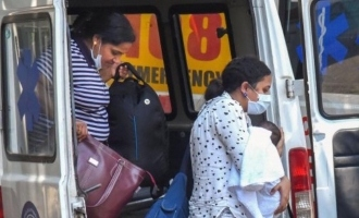Students who returned from Tamil Nadu violate quarantine
