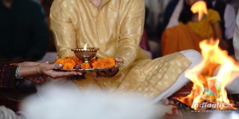 In pics: Actress Kajal Aggarwals pre-wedding festivities