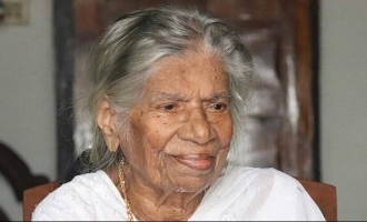 BREAKING: Veteran communist leader KR Gowri Amma hospitalized!