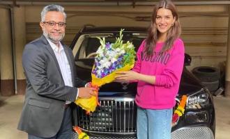 Kriti Sanon brings home luxurious car worth Rs 2.43 crore