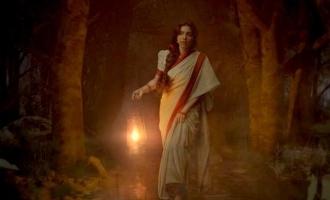 Spine-chilling motion poster of Aishwarya Lekshmi's 'Kumari' go viral!